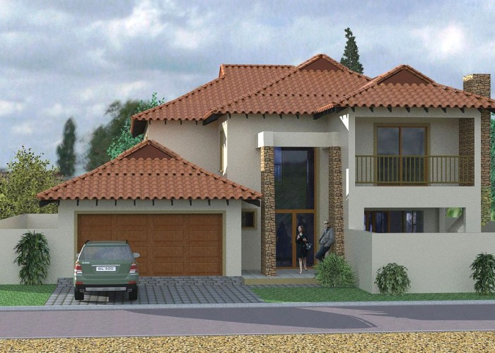Bali Style House Plans