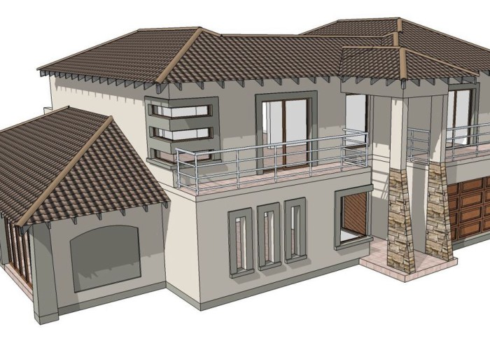 Double Storey House Plans In South Africa Tuscany Escortsea