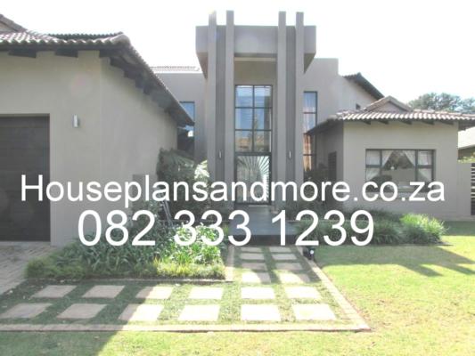 Modern bali house style