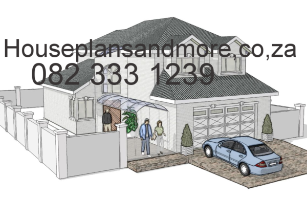 A compact house design Kempton Park