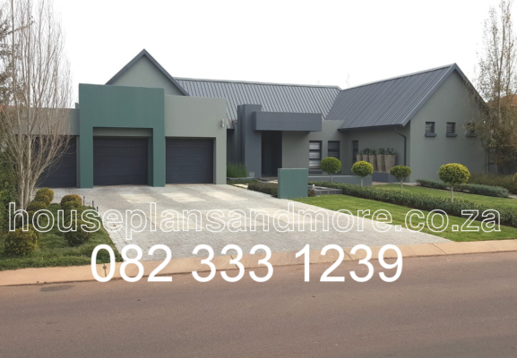Mod single storey house with in Brakpan
