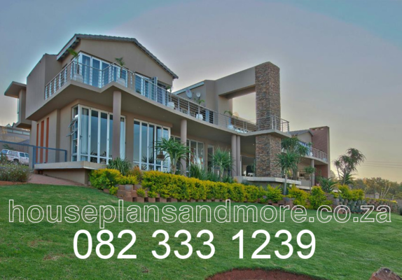 Double storey feature house in Roodepoort
